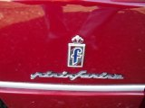 Cadillac Allante Badges and Logos
