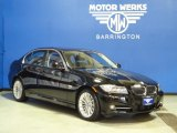2011 Jet Black BMW 3 Series 335i xDrive Sedan #59859421