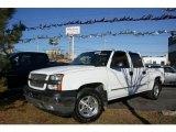 2005 Summit White Chevrolet Silverado 1500 LT Crew Cab 4x4 #59860088