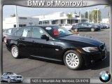 2009 Black Sapphire Metallic BMW 3 Series 328i Sedan #59860073