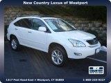 2009 Crystal White Mica Lexus RX 350 AWD #59860622
