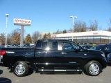 2008 Black Toyota Tundra Limited CrewMax 4x4 #59860049