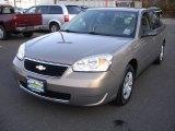 2007 Amber Bronze Metallic Chevrolet Malibu LS Sedan #59859390