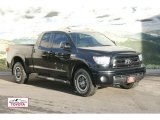 2010 Black Toyota Tundra TRD Rock Warrior Double Cab 4x4 #59859363