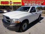 2010 Stone White Dodge Ram 1500 ST Regular Cab #59860560