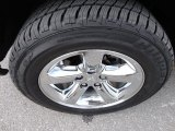 2008 Dodge Ram 1500 Big Horn Edition Quad Cab Wheel