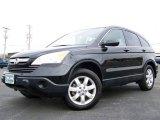 2007 Nighthawk Black Pearl Honda CR-V EX 4WD #5957616