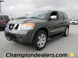 2012 Smoke Gray Nissan Armada SL #59859342