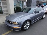 2006 Tungsten Grey Metallic Ford Mustang GT Premium Coupe #59860544