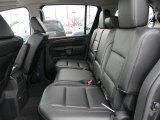 2012 Nissan Armada SL Rear Seat
