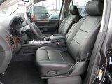 2012 Nissan Armada SL Front Seat