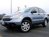 2008 Glacier Blue Metallic Honda CR-V EX 4WD #5957614