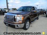 2012 Golden Bronze Metallic Ford F150 XLT SuperCrew #59859285