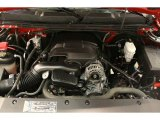 2011 Chevrolet Silverado 1500 LT Extended Cab 4x4 4.8 Liter Flex-Fuel OHV 16-Valve Vortec V8 Engine