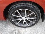 Mitsubishi Eclipse 2010 Wheels and Tires