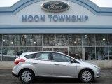 2012 Ingot Silver Metallic Ford Focus SE 5-Door #59859936