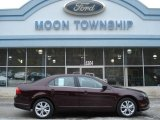 2012 Bordeaux Reserve Metallic Ford Fusion SE #59859934