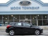 2012 Black Ford Focus SE Sport 5-Door #59859923