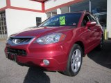 2008 Moroccan Red Pearl Acura RDX  #59859197