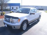 2010 Oxford White Ford F150 Lariat SuperCab #59860433