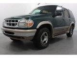 1997 Ford Explorer Deep Jewel Green Pearl
