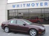 2012 Bordeaux Reserve Metallic Ford Fusion SE #59860408