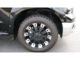 2012 Toyota Tundra XSP-X Double Cab 4x4 Wheel