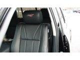 2012 Toyota Tundra XSP-X Double Cab 4x4 XSP-X Black Interior