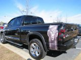 2008 Dodge Ram 1500 Big Horn Edition Quad Cab Custom Ram Graphics
