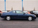 2000 Navy Blue Metallic Chevrolet Monte Carlo SS #59980959