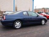 Navy Blue Metallic Chevrolet Monte Carlo in 2000