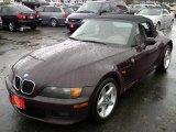 1997 BMW Z3 Violet Red