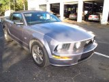 2006 Tungsten Grey Metallic Ford Mustang GT Premium Convertible #59980939