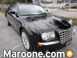 2008 Brilliant Black Crystal Pearl Chrysler 300 C HEMI #59981275