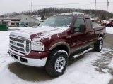 2005 Ford F250 Super Duty Lariat SuperCab 4x4 Data, Info and Specs