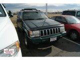 1998 Forest Green Pearlcoat Jeep Grand Cherokee Laredo 4x4 #59980932