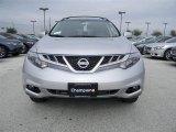 2012 Brilliant Silver Nissan Murano LE Platinum Edition #59980884