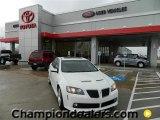2009 White Hot Pontiac G8 GT #59981087