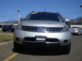 2006 Brilliant Silver Metallic Nissan Murano S AWD #5972610