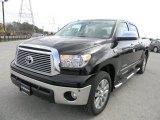 2012 Black Toyota Tundra Platinum CrewMax 4x4 #59981076