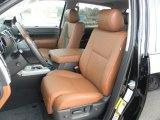 2012 Toyota Tundra Platinum CrewMax 4x4 Front Seat
