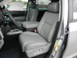 2012 Toyota Tundra Limited CrewMax 4x4 Front Seat