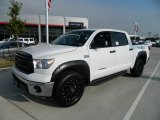 2012 Super White Toyota Tundra T-Force 2.0 Limited Edition CrewMax 4x4 #59981074