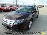 2012 Bordeaux Reserve Metallic Ford Fusion SE #59980861