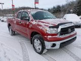 2011 Barcelona Red Metallic Toyota Tundra TRD Double Cab 4x4 #59981205