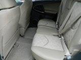 2011 Toyota RAV4 I4 Rear Seat