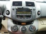2011 Toyota RAV4 I4 Controls