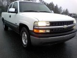 1999 Summit White Chevrolet Silverado 1500 LS Extended Cab #59981186