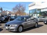 2009 Space Grey Metallic BMW 3 Series 328xi Sedan #59981026