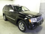 2006 Black Jeep Grand Cherokee Overland 4x4 #59981172